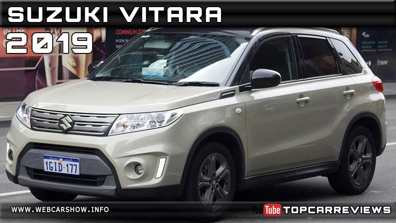 2019 Suzuki Vitara Review, Price >> 2019 SUZUKI VITARA Review Rendered Price Specs Release Date - YouTube