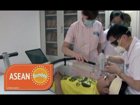 Asean Sunday 9/8/58 : นักศึกษาจีนแห่ศัลยกรรมช่วงปิดเทอม