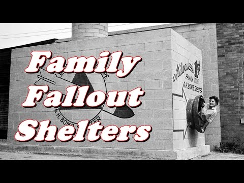 History Brief: Family Fallout Shelters