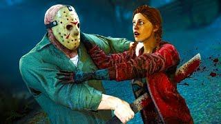 ДЖЕЙСОН ВСТРЕТИЛ ПЕРВУЮ ЛЮБОВЬ МАЧЕТОЙ! (The Friday 13th: The Game)