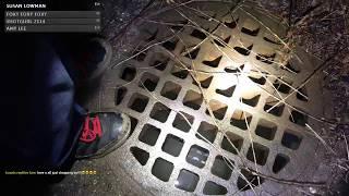 extremely dangerous underground tunnels