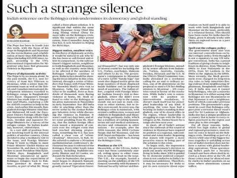 01st December 2017 The Hindu News Analysis