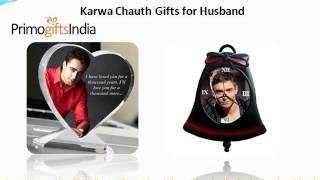 Commemorate Your Love For Your Wife By Showering Karwa Cahuth Gifts Online At Primogiftsindia.com!!