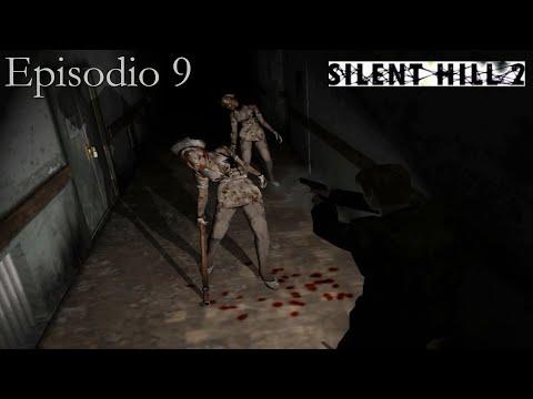 Silent Hill 2 - Episodio 9: Enfermeras acosándonos en el hospital Brookhaven