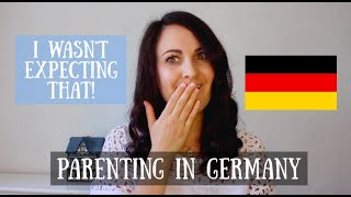 5 THINGS THAT SHOCKED ME ABOUT PARENTING IN GERMANY 🇩🇪