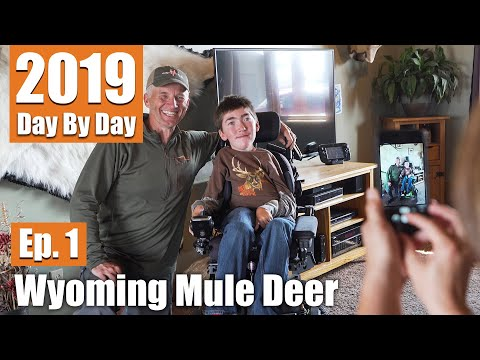 Bigger Than Hunting | 2019 Wyoming Mule Deer (Ep. 1)