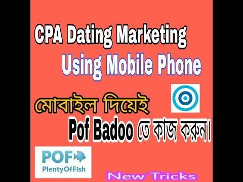 mobile marketing dating