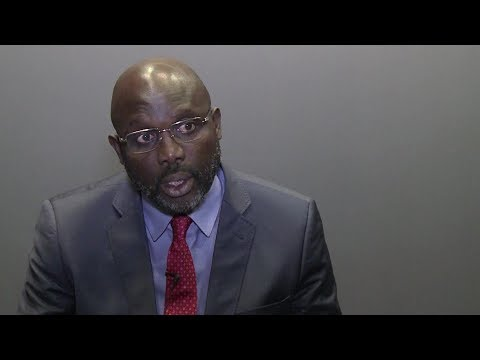 Ex-soccer Star George Weah Wins Liberia Presidential Election | Los Angeles Times