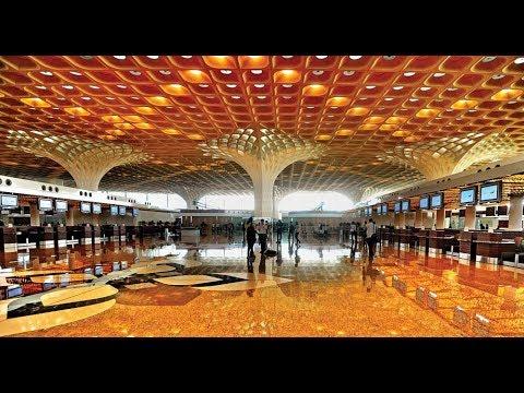Mumbai airport terminal 2 departure vlog/Best airport in the world/Mumbai's new airport/