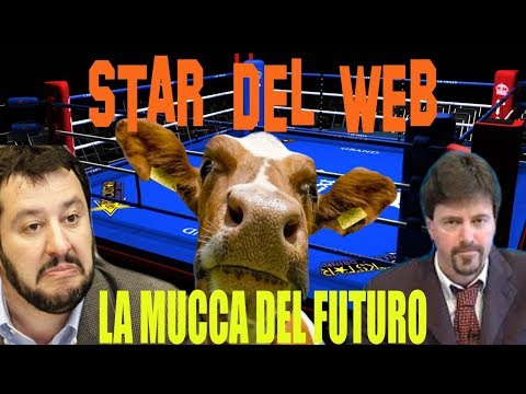 STAR DEL WEB -  LA MUCCA DEL FUTURO (HIGHLANDER DJ TRAINING EDIT)