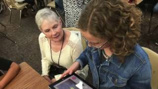 Silver Jackets / Silver Hawks Field Trip to Celia Hays Elementary