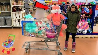 Kids Pretend Play Shopping for Toys!! Fun kids video