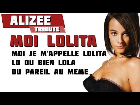 Moi Lolita - Alizee - paroles from YouTube · Duration:  4 minutes 26 seconds