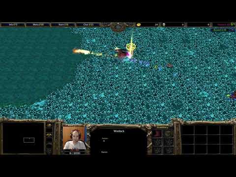 Warcraft 3 WARLOCK 1.02 - YRA THE BEAST