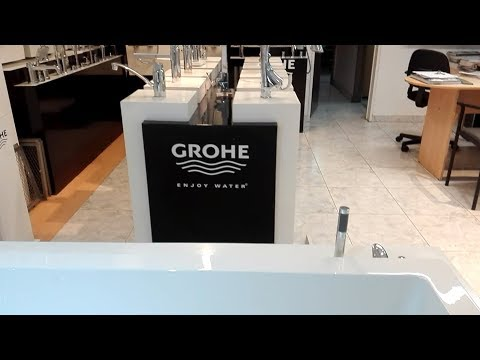 Jacuzzi© Argentina: ShowRoom Arredobagno 1er piso Area Grohe®