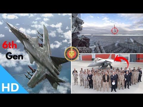 Indian Defence Updates : Pakistan Rafale Training,New Russian 6th Gen Fighter,150 SR-SAM For Navy