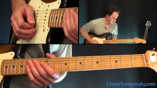 Jimi Hendrix - Voodoo Child (Slight Return) Guitar Lesson Pt.1