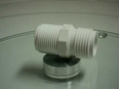 Schedule 40 PVC, Male Garden Hose Fitting   YouTube