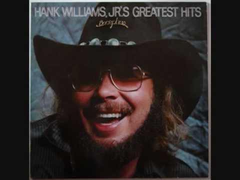 Hank Williams Jr- I've Been Around