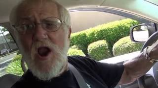Angry Grandpa - Is On Helium - Hates The Most American Thickburger