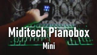 Miditech Pianobox Mini (Preset Sounds)