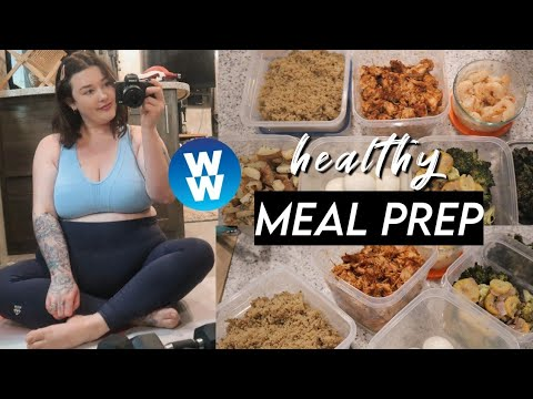 healthy-weekly-ww-meal-prep-for-weigh-loss- -weight-watchers!!