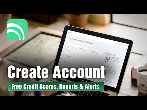 (Web) Credit Karma - Create Account