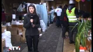 """Революционно-полевой госпиталь Евромайдана как особая мишень спецназа """"Беркут"""""""