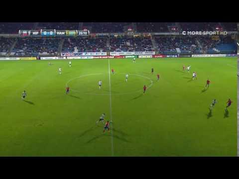 Birkir Már Sævarsson slår tunnel - TV4 Sport