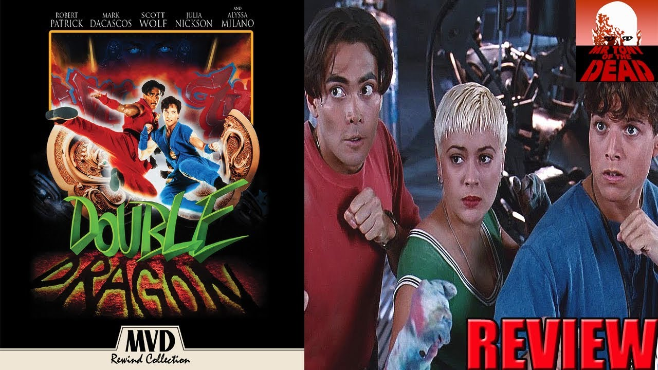 Download Double Dragon - Review/Unboxing - (MVD Rewind Collection)