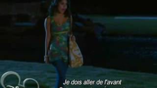 Repeat youtube video High School Musical 2 - Gotta Go My Own Way (Sous-titre) HD