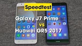 speedtest samsung galaxy j7 prime v huawei gr5 2017