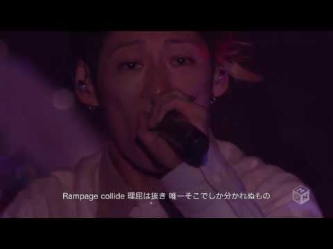 "UVERworld - Collide  Live At ""15&10""Anniversary"