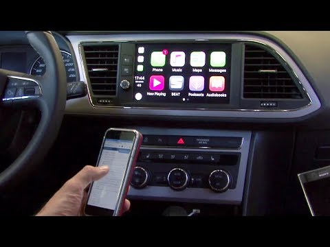 Tehnika TV - Android Auto, Apple CarPlay ja Seat Leon Cupra 300