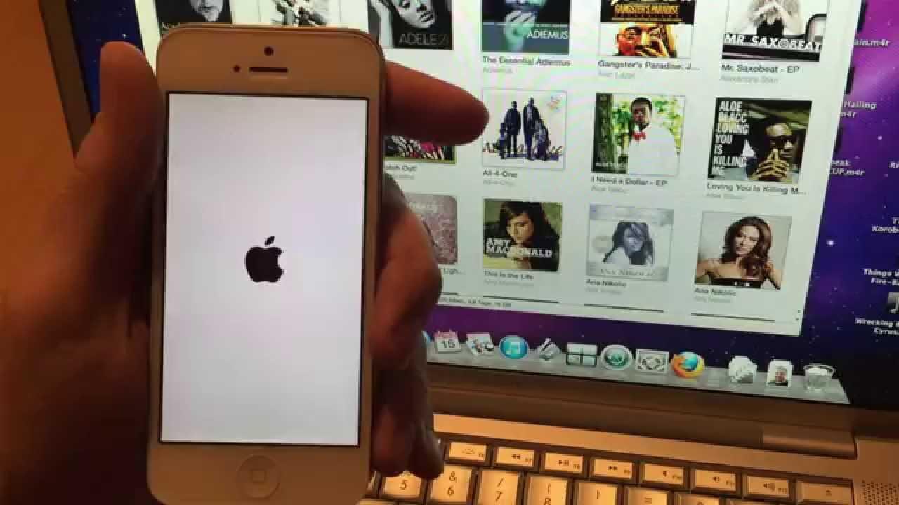 Iphone wiederherstellen fehler 40