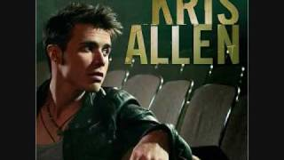 Watch Kris Allen Red Guitar video