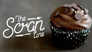 **gluten Free & Paleo** Chocolate Cupcakes (with Frosting) - The Scran Line