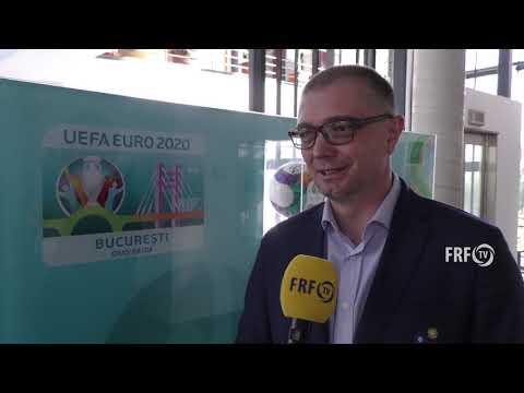 Vizită UEFA la București pentru EURO 2020