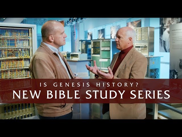 Two Views of the Same Data : Clip from Bible Study on Genesis