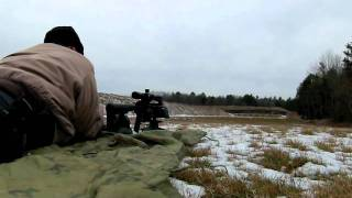 300 aac blackout at 100 300 yards
