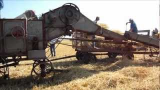 2012 Martin Threshing