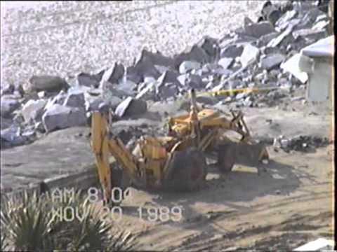 Myrtle Beach November 1989 After Hurricane Hugo