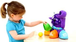 Peek-a-Shoe Talking Octopus - Educational Toy for Kids | LeapFrog