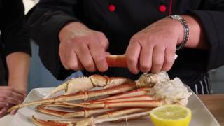 Learn to Crack Crab Legs With Heidi Lane from Red Lobster