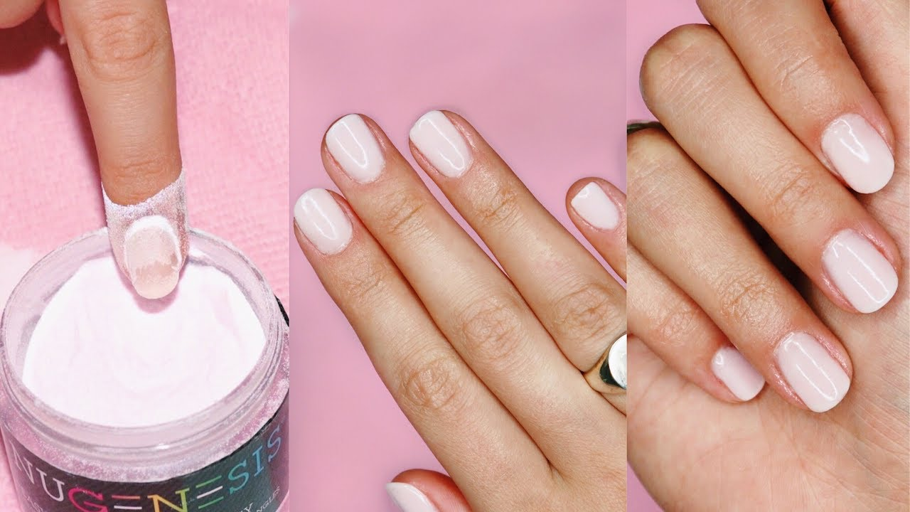 A New Word in Manicure What is a Dip Powder for Nails - Watch out Ladies