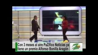 Luis Alfonso Mena fue el ganador del premio Alfonso Bonilla Aragón