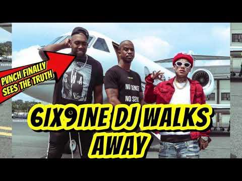 6ix9ine DJ ( Pvnch )Finally Walks Away + The Reason Why I Respect How He Did It !!!