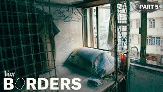 Inside Hong Kongs Cage Homes