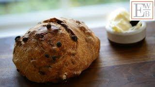 Beths No-Knead Cinnamon Raisin Bread Recipe