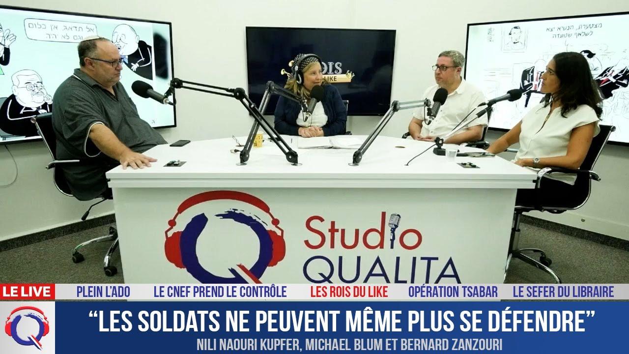 """""""Les soldats ne peuvent même plus se défendre"""" - RDL#134"""